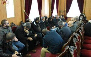 Πατριαρχείο Ιεροσολύμων: Ελληνορθόδοξοι της Δυτικής Οχθης εξέφρασαν την υποστήριξή τους (ΒΙΝΤΕΟ)