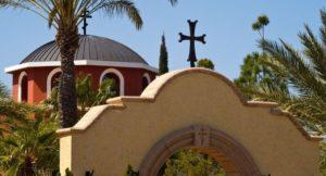 Ο Αγιος Αντώνιος στην Αριζόνα : Το μοναστήρι του μακαριστού γέροντα Εφραίμ