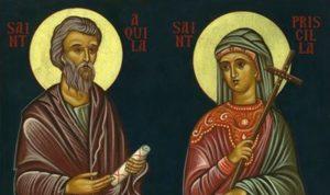 Τι έλεγε ο Μακαριστός Χριστόδουλος για τους ερωτευμένους και τους Αγίους Ακύλα και Πρίσκιλλα