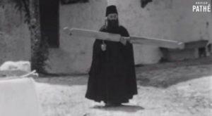 Άγιο Όρος: Βίντεο αποκαλύπτει πώς ζούσαν οι μοναχοί το 1963