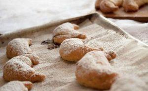 Συνταγές Αγίου Ορους: Σκαλτσούνια (νηστίσιμη συνταγή)