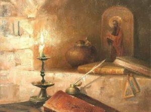 Η απρόσεκτη και βιαστική Προσευχή