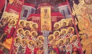 Αυτό θα πει να 'ναι Άγιος κανείς: Ν' απολαμβάνει χωρίς σταματημό, αιώνια, το φως του Θεού