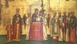 Εικόνες και Κυριακή της Ορθοδοξίας