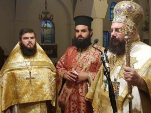 Αγρυπνία για τον εορτασμό του Αγίου Αλεξίου στον Ιερό Ναό Αγίου Νεκταρίου Τρικάλων