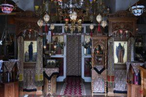 Ανδρώα Κοινοβιακή Ιερά Μονή Προφήτου Ηλιού Ερυθρών (ΦΩΤΟ)