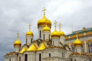 Λουκοβίστα γκλάβα: Βολβοειδείς τρούλοι των ρωσικών εκκλησιών (ΦΩΤΟ)