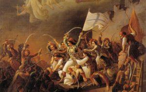 «Η Ελληνική Επανάσταση του 1821 – Στολή αφθαρσίας»