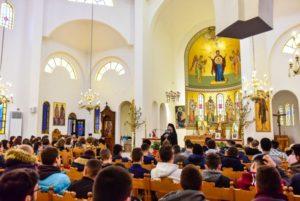 Πατρικές συμβουλές του Λαγκαδά Ιωάννη σε μαθητές (ΦΩΤΟ)