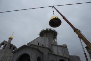 Ο Χρυσός Τρούλος του Ιβάν Σαββίδη σε Ναό στην Θεσσαλονίκη (ΦΩΤΟ)