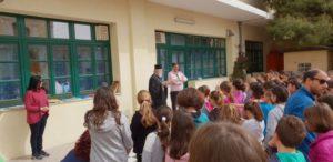 Εκπαιδευτήρια της Σύρου επισκέφθηκε ο Μητροπολίτης Δωρόθεος (ΦΩΤΟ)