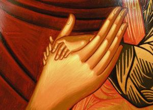 Οσιος Εφραίμ ο Σύρος: Δέσποινά μου, μη με εγκαταλείψεις
