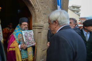 Λαμπρός εορτασμός για την απελευθέρωση της Καλαμάτας χοροστατούντος του Μεσσηνίας  Χρυσοστόμου