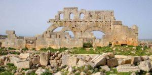 Οι Τούρκοι βομβάρδισαν χριστιανικό μνημείο στην Συρία – «Ακόμη και οι Μόγγολοι έδειξαν σεβασμό» (ΦΩΤΟ)