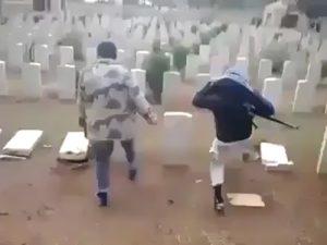 Συρία: Τουρκομάνοι εξαφανίζουν χριστιανικούς τάφους στο Αφρίν