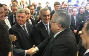 25η Μαρτίου: Οι Έλληνες στα Σκόπια γιόρτασαν παρουσία Κοτζιά
