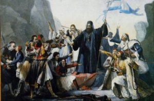 Ιστορικοί περιγράφουν τον ρόλο της Εκκλησίας στην Επανάσταση του 1821