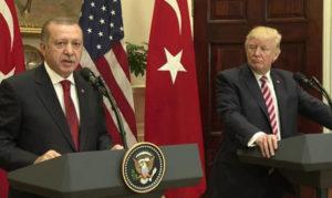 Τουρκία-Αμερική: Απειλή πολέμου με τις ΗΠΑ