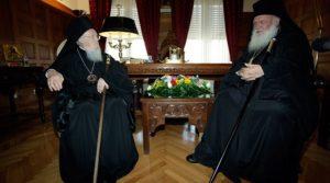 Πρωτοφανής επίθεση μητροπολίτη στον Πατριάρχη και αιχμές για Ιερώνυμο και Αγιο Ορος