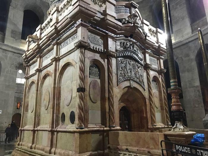 Ο Ναός της Αναστάσεως στα Ιεροσόλυμα (ΒΙΝΤΕΟ) - ΒΗΜΑ ΟΡΘΟΔΟΞΙΑΣ