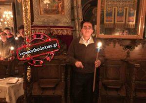 Ο Σαντιάγκο Καλατράβα από το Αγιον Ορος στο ΒΗΜΑ ΟΡΘΟΔΟΞΙΑΣ για όλους και για όλα