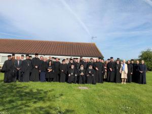 Αρχιεπισκοπή Θυατείρων και Μεγάλης Βρετανίας: Ετήσιο Ιερατικό Συνέδριο 2018