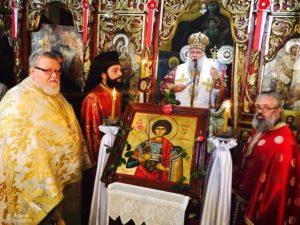 Κερκύρας Νεκτάριος: «Σήμερα η πίστη στον Χριστό διώκεται» (ΦΩΤΟ)