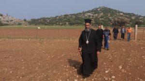 Ο Σύμης Χρυσόστομος στα βήματα του Αποστόλου Παύλου (ΦΩΤΟ)