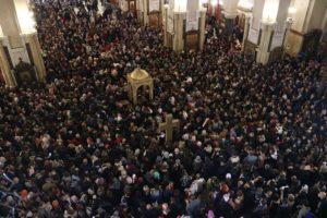 Ο Γεωργίας Ηλίας βάφτισε 1.000 παιδιά (ΦΩΤΟ)
