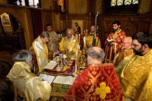 Θεία Λειτουργία στα σουηδικά παρουσίασε η Μητρόπολη Σουηδίας (ΦΩΤΟ)
