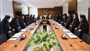 Πατριαρχείο Αντιοχείας: Εκλογή νέου Μητροπολίτη Λαοδικείας (ΒΙΝΤΕΟ & ΦΩΤΟ)