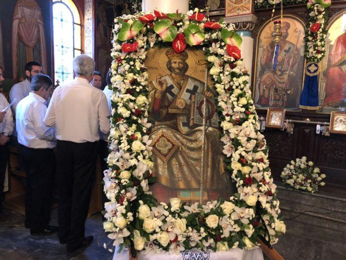 Η Θήβα τιμά τον Πολιούχο της Άγιο Ιωάννη Καλοκτένη την Κυριακή
