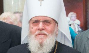 Εκοιμήθη ο Μητροπολίτης Ταλίν του Πατριαρχείου Μόσχας Κορνήλιος