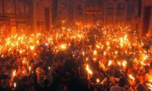 Αγιο Φως: Αρχισαν οι επιθέσεις – Η αντίδραση του Πατριαρχείου Ιεροσολύμων