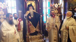 Σε κλίμα κατάνυξης η Απόδοση της εορτής της Παναγίας Τρυπητής (ΦΩΤΟ)