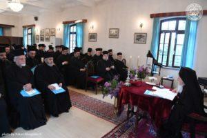 Η πρώτη κοινή Σύναξη Ιερέων και Διακόνων του Οικουμενικού Πατριαρχείου (ΦΩΤΟ)
