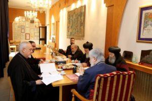Συνεδρίαση Συμπροέδρων Διαλόγου Ορθοδόξου Εκκλησίας και Αρχαίων Ανατολικών Εκκλησιών στο Λίβανο