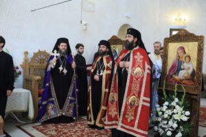 Χειροτονία νέου επισκόπου στην Εκκλησία Ρουμανίας (ΦΩΤΟ)
