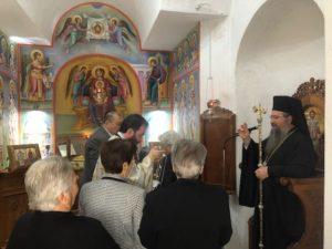 Ι.Μ. Λευκάδος: Πανηγύρισε το Μητροπολιτικό Παρεκκλήσιο του Αγίου Ευτυχίου (ΦΩΤΟ)