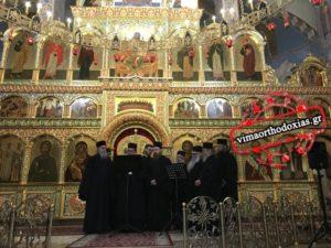 Ψαλμοί από το Αγιο Ορος στην Μόσχα (ΦΩΤΟ)