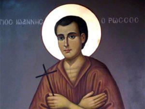 Αγιος Ιωάννης ο Ρώσος: Ο θαυματουργός Αγιος