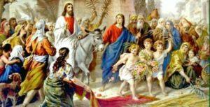Κυριακή των Βαΐων: «Ωσαννά, ευλογημένος ο ερχόμενος εν ονόματι Κυρίου»