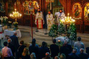 Η Κυριακή των Μυροφόρων στον Ιερό Ναό Αναλήψεως Κυρίου Νέου Κόσμου (ΦΩΤΟ)