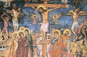 Γόρτυνος Ιερεμίας: «Ο Εσταυρωμένος Ιησούς Χριστός»