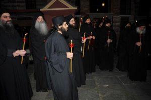 Αγιο Ορος: Μεγάλη Εβδομάδα στις Σκήτες και στα μοναστήρια
