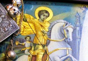 Αγιος Γεώργιος: Γιατί θεωρείται Προστάτης των Στρατιωτών