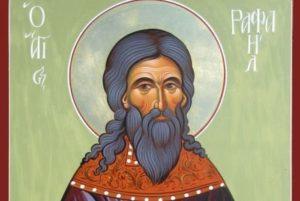 Ο θαυματουργός Αγιος Ραφαήλ – Ένα ακόμα θαύμα