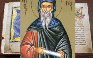 18 Απριλίου: Εορτή του Οσίου Ιωάννου του Ησυχαστή
