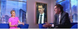 τ. Υπουργός Παιδείας της Γαλλίας: Αν ο Άσαντ πέσει, οι Σύριοι Χριστιανοί θα σφαγιαστούν σε ένα τέταρτο της ώρας