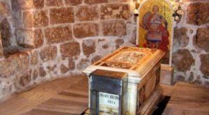 Άγιος Γεώργιος: Ο Ναός κι ο τάφος του στην Λύδδα